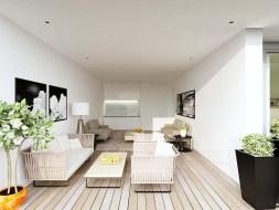 Podium Villa Deck