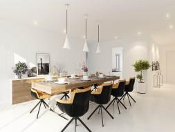 Simplex Apartment Dining