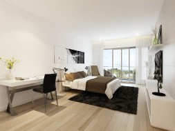 Typical Apartment Bedroom